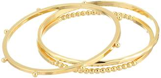 French Connection Dotted Bangle Set wdj0RnM