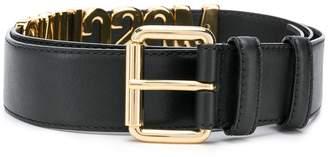 Moschino reversible belt