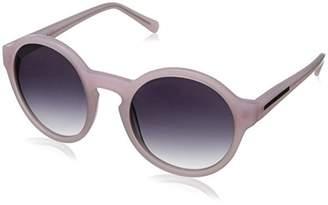 Elie Tahari Women's EL 126 PK Round Sunglasses