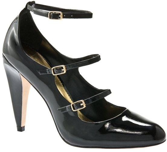 Nicole Miller Tarte Patent Leather Mary Jane