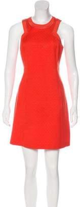 Rebecca Taylor Sleeveless Mini Dress