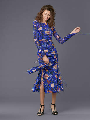 Canton Mesh Dress