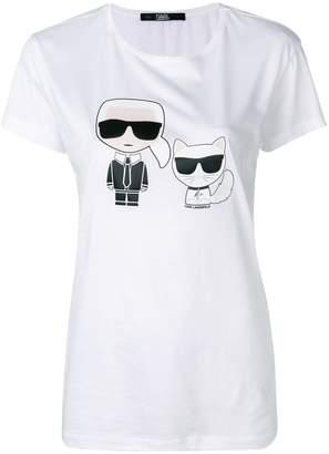 Karl Lagerfeld X Choupette T-shirt