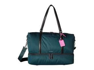 1c485bb5b2a9 Vera Bradley Green Handbags on Sale - ShopStyle