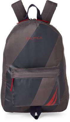 Nautica Charcoal J-Class Backpack
