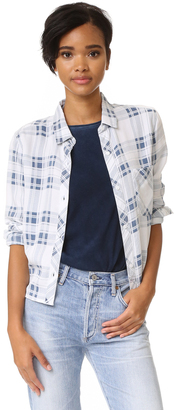RAILS Dana Plaid Button Down Shirt $148 thestylecure.com