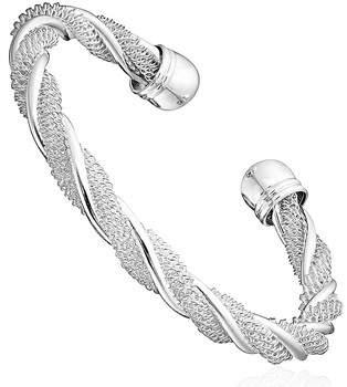 Fashionvictime Armbänder Armband Damen - Versilbert Modeschmuck