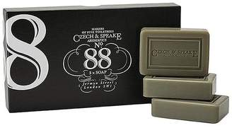 Czech & Speake Alrossa No. 88 Soap Triple Pack