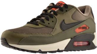Nike 90 Essential Trainers Green
