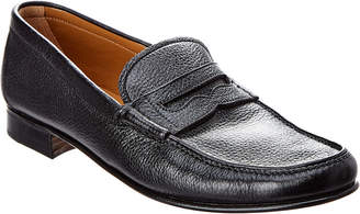 Paul Stuart Benito Leather Penny Loafer