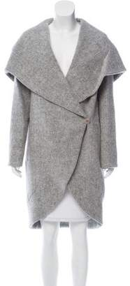 Zac Posen Wool Camilla Coat w/ Tags