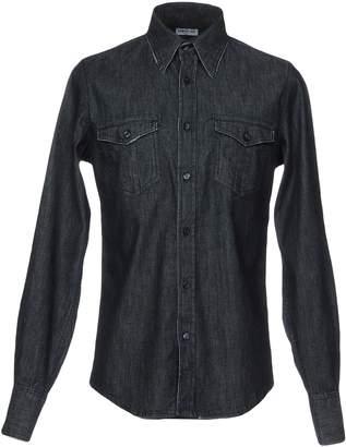 CAMOUFLAGE AR AND J. Denim shirts