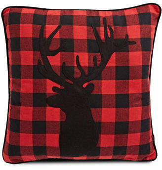 Eddie Bauer Stag Decorative Pillow