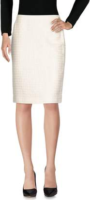 Rena Lange Knee length skirts - Item 35378218DT