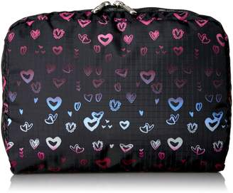 Le Sport Sac CLASSIC EXTRA LARGE RECTANGULAR COSMETIC CASE Cosmetic Bag