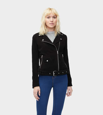 UGG Stacey Suede Moto Jacket
