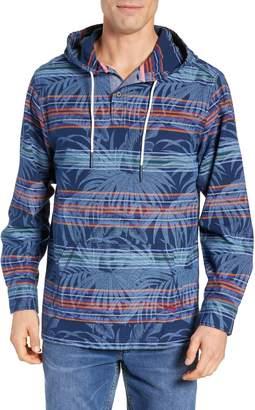 Tommy Bahama Island Serape Stripe Pullover Hoodie