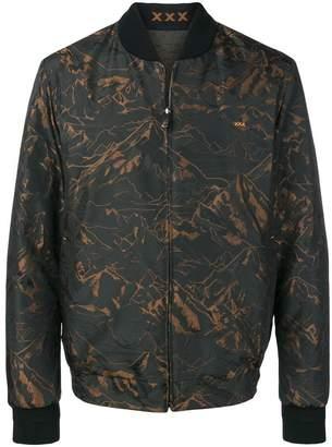 Ermenegildo Zegna XXX reversible bomber jacket