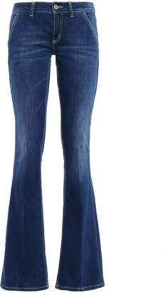 Dondup Bianca Low Waist Slim Jeans
