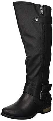 Rampage Women's Hansel Knee High Boot