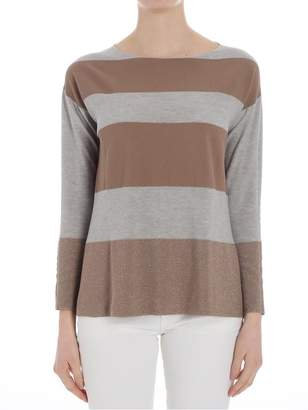 Fabiana Filippi Striped Pullover