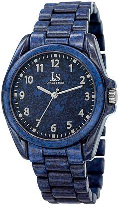 Joshua & Sons Alloy Bracelet Watch