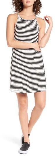 Women's Roxy I Did Didn'T Stripe Dress
