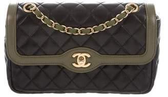 4685861e1454bc Chanel 2017 Medium Two-Tone Flap Bag