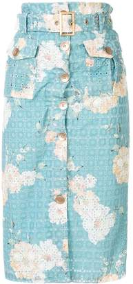 We Are Kindred Lulu floral print skirt