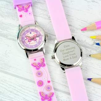 Frederick Alice Personalised Watch: Page Boy/Flower Girl Gift