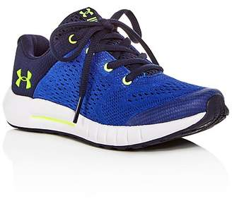 Under Armour Boys' BPS Pursuit Lace Up Sneakers - Toddler, Little Kid