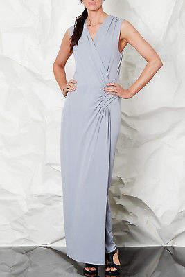NEW bird by design Womens Maxi Dresses By Design - Drape Maxi Dress