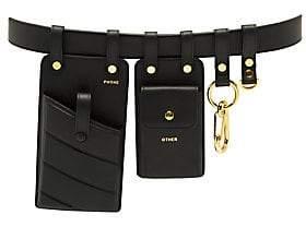 Fendi Women's Utility Belt with Pockets