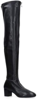 Stella Luna Zip Detail Over-The-Knee Boots 50