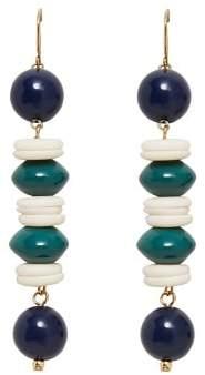 MANGO Ceramic earrings