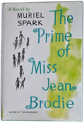 One Kings Lane Vintage The Prime of Miss Jean Brodie