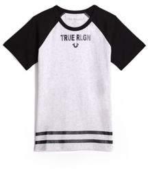 True Religion BIG KIDS BRANDED LOGO TEE
