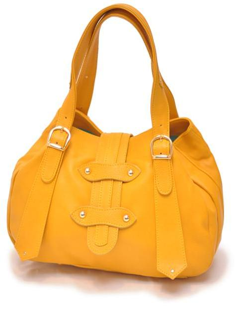 Tracy Zych Edie Bag- Yellow