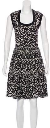 Rebecca Taylor A-Line Knee-Length Dress
