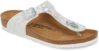 Birkenstock Gizeh Hologram Thong Sandal