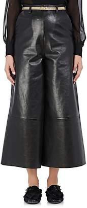 Lanvin Women's Lambskin Culottes