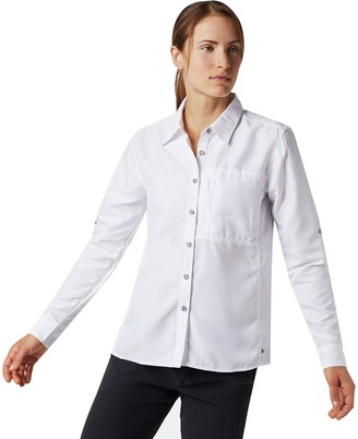 Mountain Hardwear Canyon Long-Sleeve Shirt - Women's