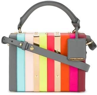 Sophie Hulme Albion box crossbody bag