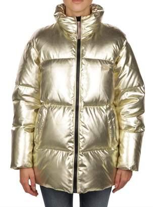 Tommy Hilfiger Europe Rich Gold Down Jacket