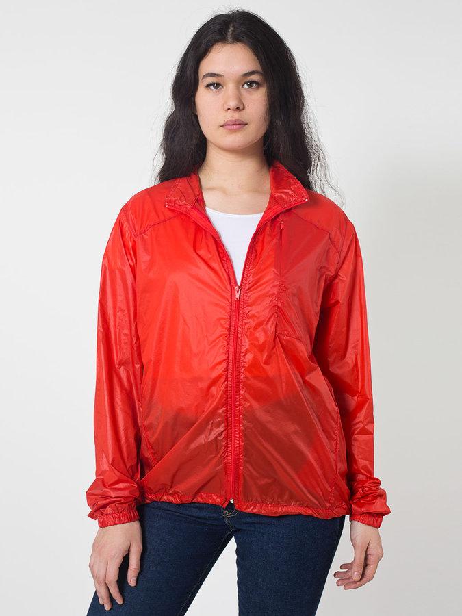 Unisex Lightweight Taffeta Emergency Jacket