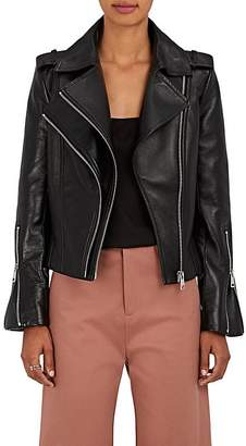 Lanvin Women's Leather Biker Jacket
