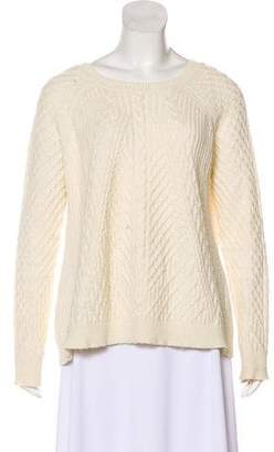 fe160d4073 Pre-Owned at TheRealReal · White + Warren Tonal Knit Sweater
