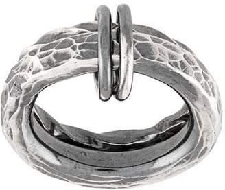 Chin Teo Apollo & Artemis ring