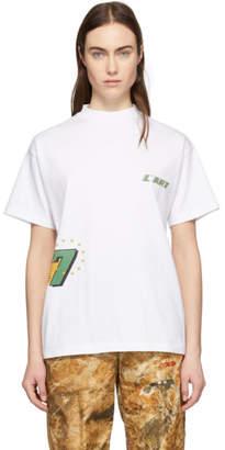 KAR / LArt de LAutomobile White GT Graphic T-Shirt