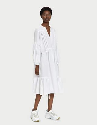 Need Maisle Midi Casing Dress